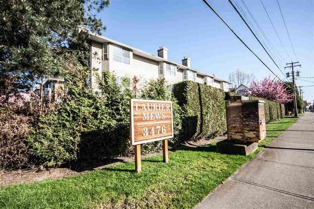17 3476 COAST MERIDIAN ROAD - Lincoln Park PQ Townhouse for sale, 3 Bedrooms (R2228363) #1
