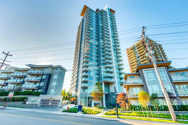 306 520 COMO LAKE AVENUE - Coquitlam West Apartment/Condo for sale, 1 Bedroom (R2413260) #1